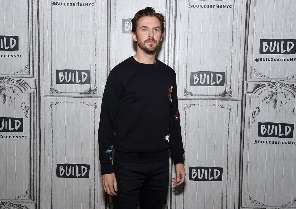 Dan Stevens will play the role of Natalie Portman's husband in the film (Getty Images)