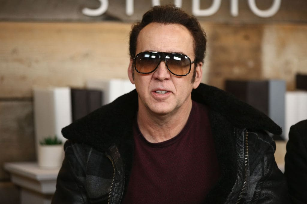 Cage will star in Sion Sono's first English film (Source: Rich Polk/Getty Images for IMDb)