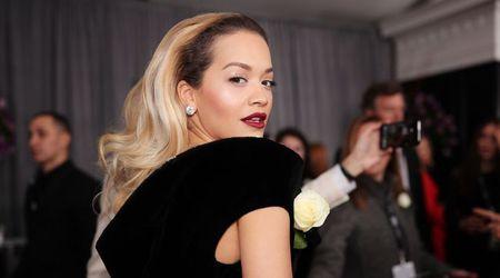Rob Kardashian supports ex-girlfriend Rita Ora as she deals
