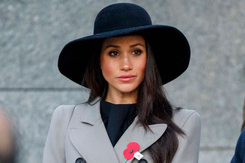 Soon-to-be-royal Meghan Markle is allegedly related to America's first serial killer, H.H. Holmes (Getty Images)
