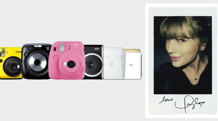 Fujifilm announces global partnership agreement with Taylor Swift for its 'Instax' series