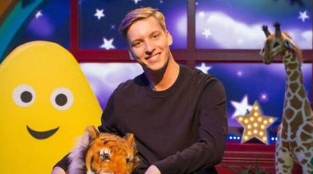 George Ezra all set to read a CBeebies bedtime story