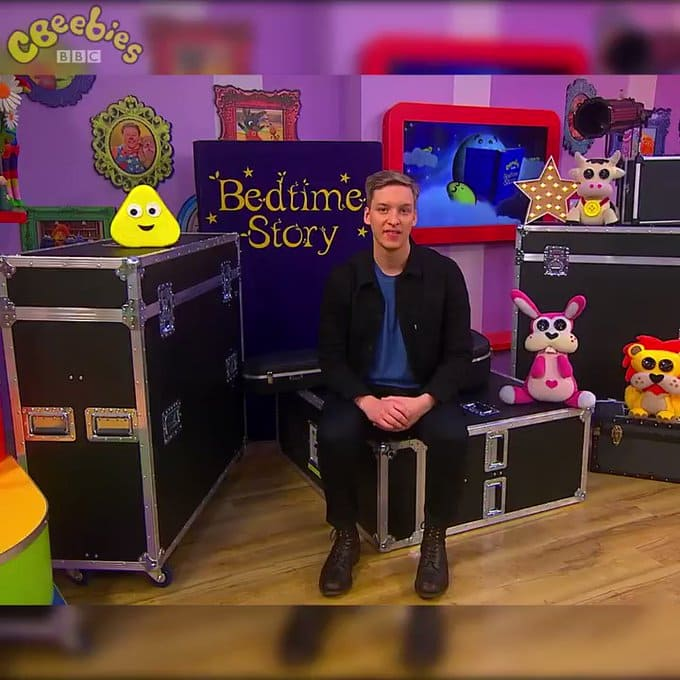 George Ezra will be featuring on the CBeebies Bedtime Story show on Friday, June 1 at 6:50 PM UTC.