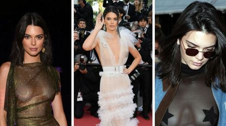 Has Kendall Jenner forgotten how to wear a bra? The model is adamant that she will flash the red carpet this year