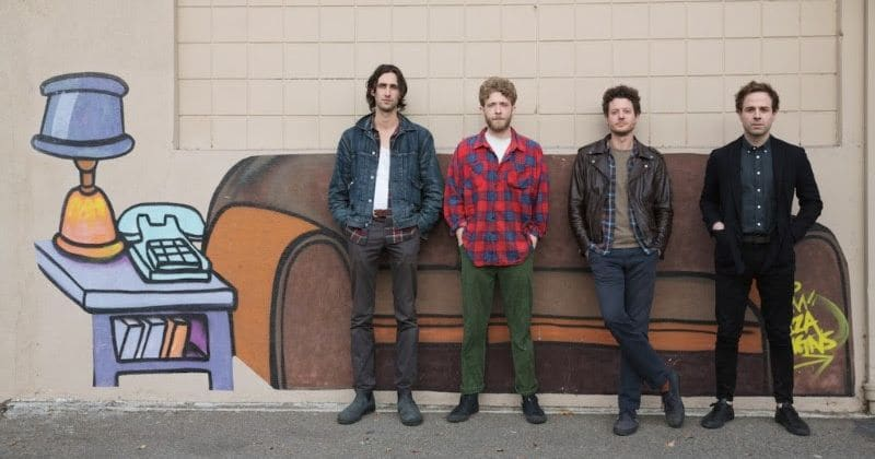 Dawes debut music video for 'Living in the Future,' first single from upcoming 'Passwords'