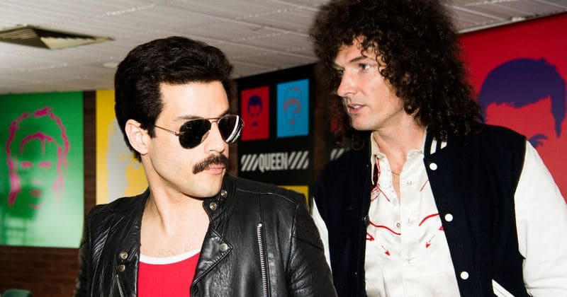Trailer for 'Bohemian Rhapsody' is finally here and we can barely contain our excitement