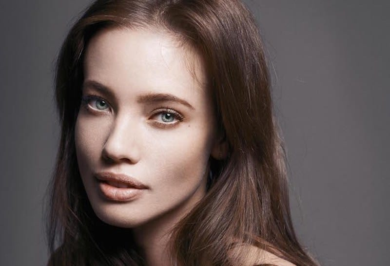 Stephanie Corneliussen says she's comfortable portraying mysterious, enigmatic and seductive characters on screen.