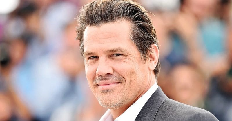 Josh Brolin poses naked with Hawaiian wahoo fish to highlight plight of marine life