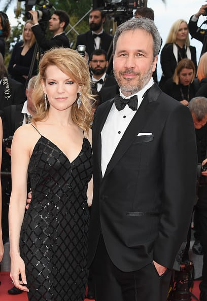 Tanya Lapointe and Denis Villeneuve attend the screening of 'BlacKkKlansman' during the 71st annual Cannes Film Festival in Cannes, France on May 14. (Pascal Le Segretain/Getty Images)