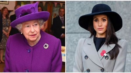 Queen Elizabeth is reportedly furious with Meghan Markle's dad over staged paparazzi shots