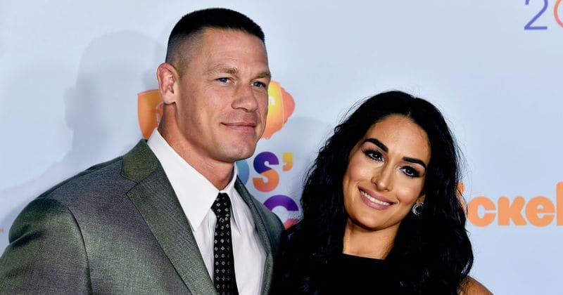 Nikki Bella reveals John Cena and she shared a bed for '30 days only' during their six-month engagement