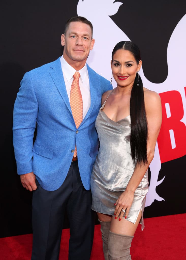 Nikki recalls feeling lonely after the engagement (Photo by Christopher Polk/Getty Images)