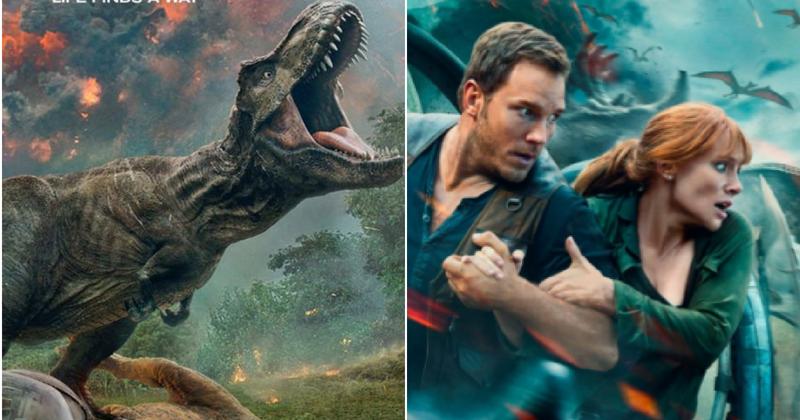 Indoraptor, the horrifying genetically-altered dinosaur, grabs spotlight in new Jurassic World 2 featurette