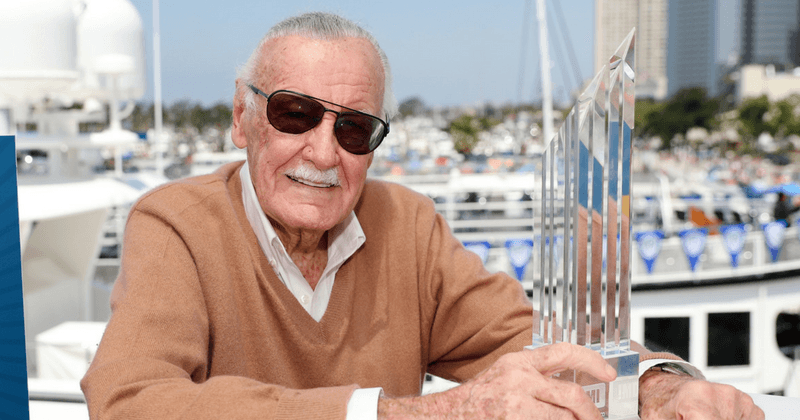 Stan Lee posts emotional Twitter message amid reports of a billion dollar legal battle