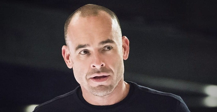 Paul Blackthorne (Arrow/CW)
