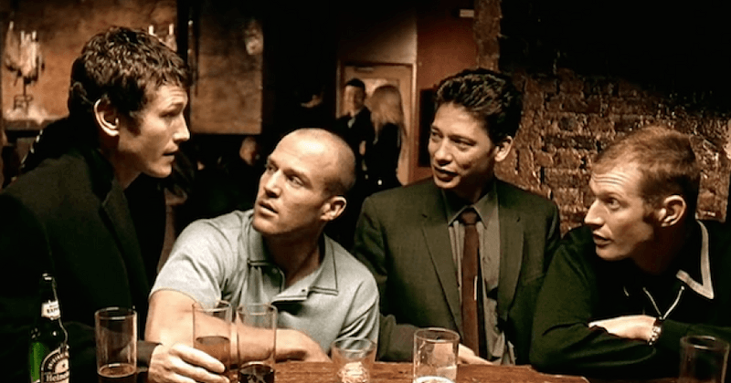 A little-known story on how Tom Cruise saved 'Lock, Stock & Two Smoking Barrels'