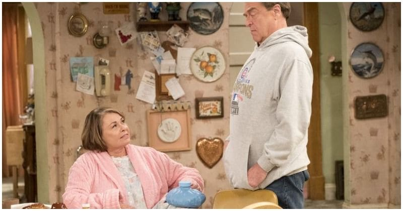 Roseanne Barr's real-life injury inspired 'The Addiction' episode on the show