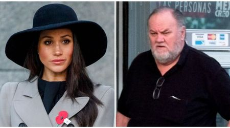 Meghan Markle confirms her father will not be attending royal wedding 'as he needs to focus on his health'