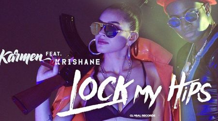 Karmen is back with new single and music video 'Lock My Hips' ft. Krishane: Watch