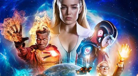 "New Legends of Tomorrow poster out! A detailed season 4 synopsis reveals magical ""fugitives"" on the run"