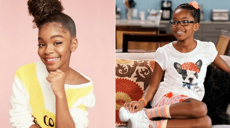 Black-ish star Marsai Martin signed by WME, to work on upcoming feature with Universal