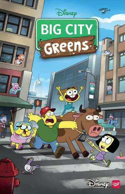 Disney's 'Big City Greens' has landed a second season renewal even before it's premiere! (Disney)