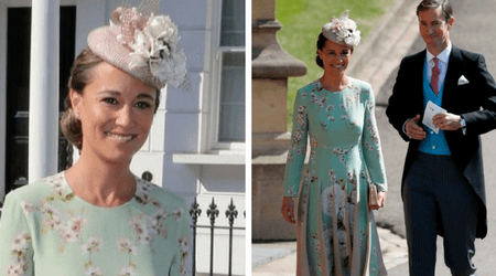 Royal wedding 2018 : Pregnant Pippa Middleton's bump still a no-show at the royal wedding