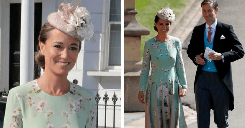 Royal Wedding Photos 2018.Royal Wedding 2018 Pregnant Pippa Middleton S Bump Still A No Show
