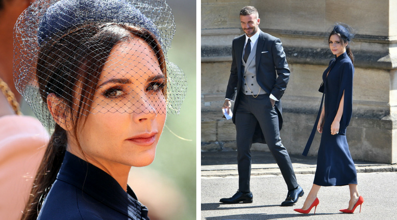 Her dress is such an unpleasant reminder of the one she wore for the last royal wedding (Getty Images)