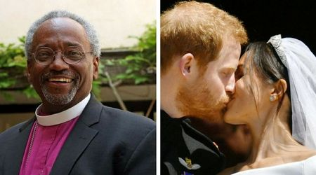 Who is Bishop Michael Curry? Everything we know about the bishop who stole the show at the royal wedding