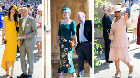 Royal Wedding 2018: The 10 best-dressed celebrities that graced Prince Harry and Meghan Markle's special day