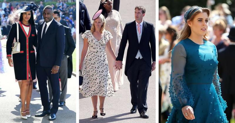 Royal Wedding Photos 2018.Royal Wedding 2018 9 Worst Dressed People At Prince Harry And