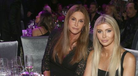 Caitlyn Jenner's fiance Sophia Hutchins hints that the couple is living together