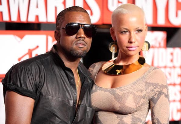 Amber still has all the love and respect for Kanye (Photo by Michael Loccisano/Getty Images)