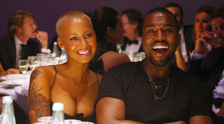Amber Rose says Donald Trump is Kanye West 'in a white man's body'