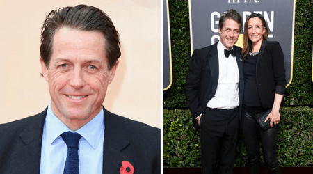 Hugh Grant is finally getting married at 57 to his 39-year-old Swedish girlfriend