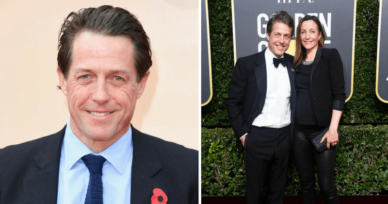 Perennial bachelor Hugh Grant is finally getting married at 57