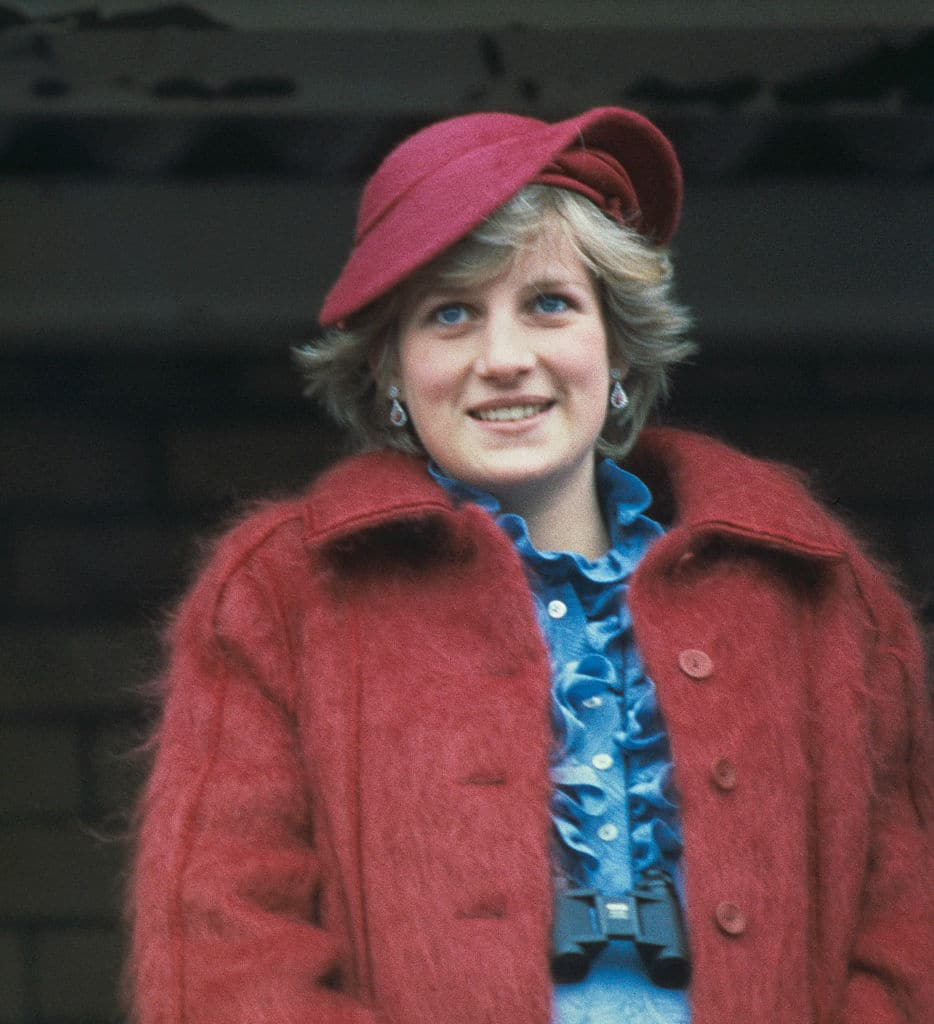 Diana famously shook the hand of an AIDS patient (Getty Images)