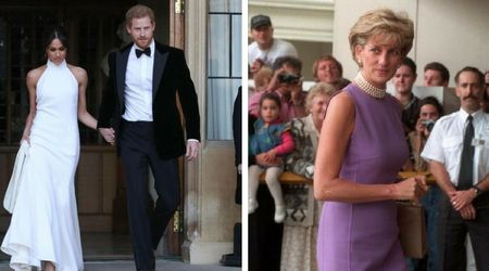 Here are the 9 ways the royal couple paid tribute to Princess Diana at their wedding