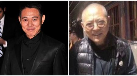 'The Expendables' actor Jet Li leaves fans worried for his health after recent picture shows him looking frail