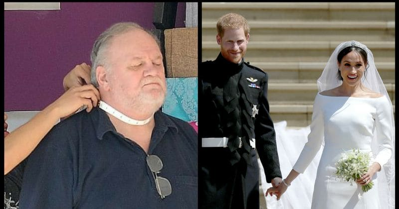 Meghan Markle's dad regrets not attending the wedding, tells his