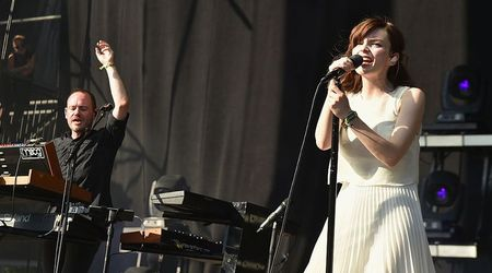 Chvrches show off four new songs from 'Love is Dead' as they kick off 2018 tour