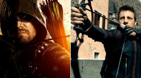 Green Arrow would beat any reiteration of Hawkeye, says Stephen Amell