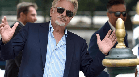 Giancarlo Giannini joins cast of Hulu's star-studded 'Catch-22' to be directed by George Clooney