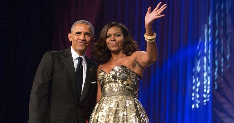 Barack and Michelle Obama sign a multiyear deal with Netflix