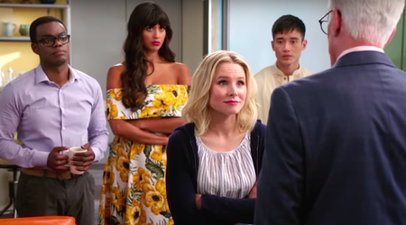 The Good Place will be back this autumn with a filthier season 3