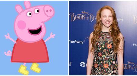 Peppa Pig's voice, Harley Bird, earns £1,000 an hour and she's still ONLY 16!