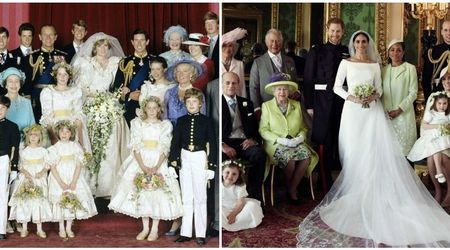 Here's how Prince Harry and Meghan Markle's wedding photos are different from previous royal generations