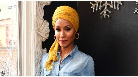 Jada Pinkett Smith reveals the reason behind why she's always seen in a turban