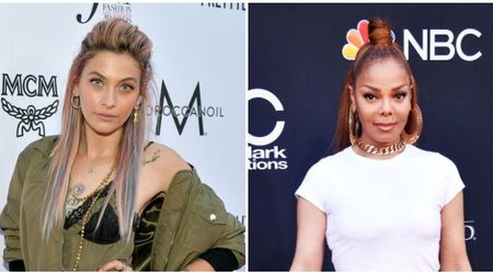 Paris Jackson sets the record straight after being criticized for missing aunt Janet Jackson's BBMAs performance